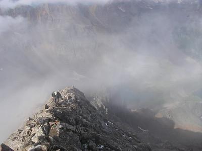 South ridge 4