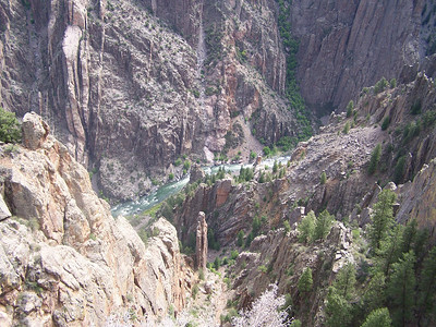 ... and Black Canyon, CO