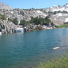 Our goal is Bishop Pass 3,649 m = 11,972 ft
