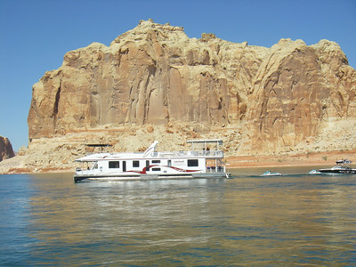 Lake Powell – excursion to Rainbow Bridge