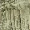 Remarkable erosion …
