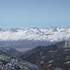 High Sierra - Palisade Range