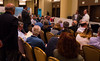 "Attendees and speakers during ""Fireside Chats: Intersection of Consumer Law and Bankruptcy Mortgage"" at Friday sessions"