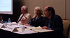 """Speakers and attendees during """"Individual Chapter 11 Topics"""" Saturday sessions"""