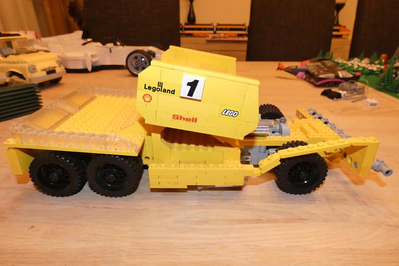 Lego NACO 6 wheel Rodeo Bosch 1