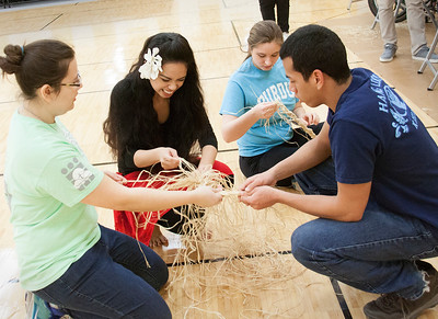 Hula Workshop, Spring 2016
