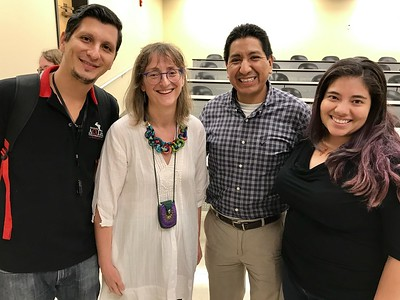 Restoring Silent Voices: Revitalizing Native American Languages, October 2017