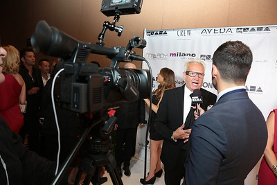 Nicholas French being interviewed at 2013 NAHAs