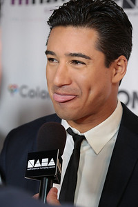 Mario Lopez at the 2013 NAHAs