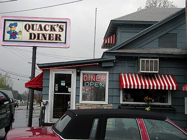 Quack-Diner