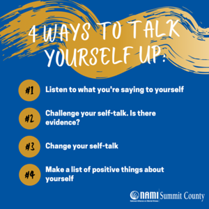 4 ways to talk yourself up