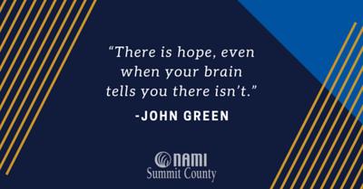 NAMI Mental Health Quote 07/21