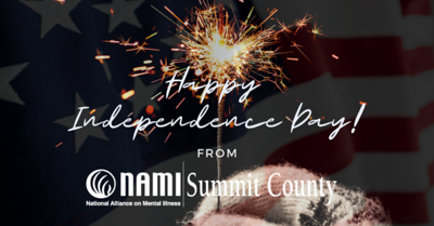 NAMI Happy Independence Day!