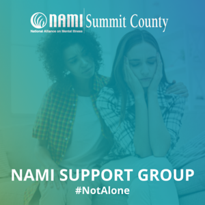 NAMI support group insta