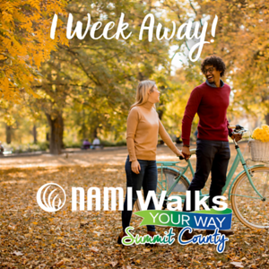 NAMIWALKS 1 Week! insta