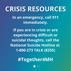Crisis Resources September insta