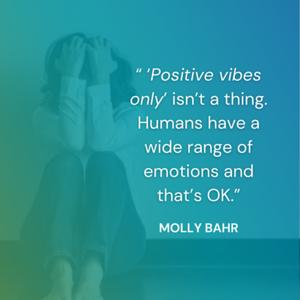 Molly Bahr quote insta