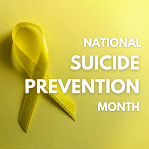 National Suicide Prevention Month insta