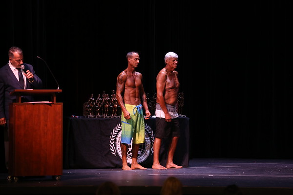 PHYSIQUE MASTERS 40+