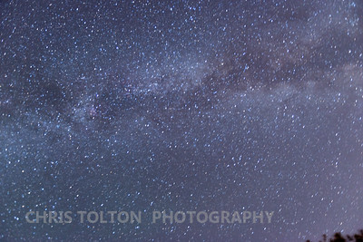 Nantucket's Night Sky