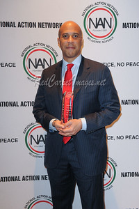 WASHINGTON D.C. - JANUARY 16: National Action Network's Annual MLK Jr. Day Breakfast at the Mayflower Hotel on Monday, January 16, 2017, in Washington, D.C.. (Photo by Aaron J / NAN / RedCarpetImages.net)