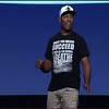 Former NFL player, minister and motivational speaker Eric Thomas explained how REALTORS® needed to plan a goal one year away.