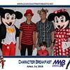 012 - MWR Pensacola Character Breakfast 2018 -