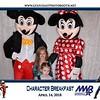 016 - MWR Pensacola Character Breakfast 2018 -