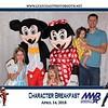 020 - MWR Pensacola Character Breakfast 2018 -