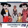011 - MWR Pensacola Character Breakfast 2018 -
