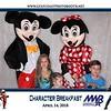 015 - MWR Pensacola Character Breakfast 2018 -