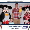 013 - MWR Pensacola Character Breakfast 2018 -