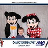 017 - MWR Pensacola Character Breakfast 2018 -
