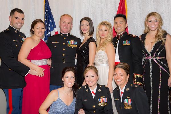 Marine Ball November 2016