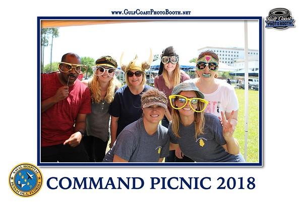Pensacola Naval Hospital Command Picnic 2018