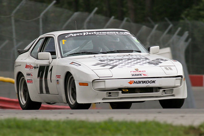 4th Place NASA GTS1 2008 - Robert Pecori, Great Lakes Region, Porsche 944 #711