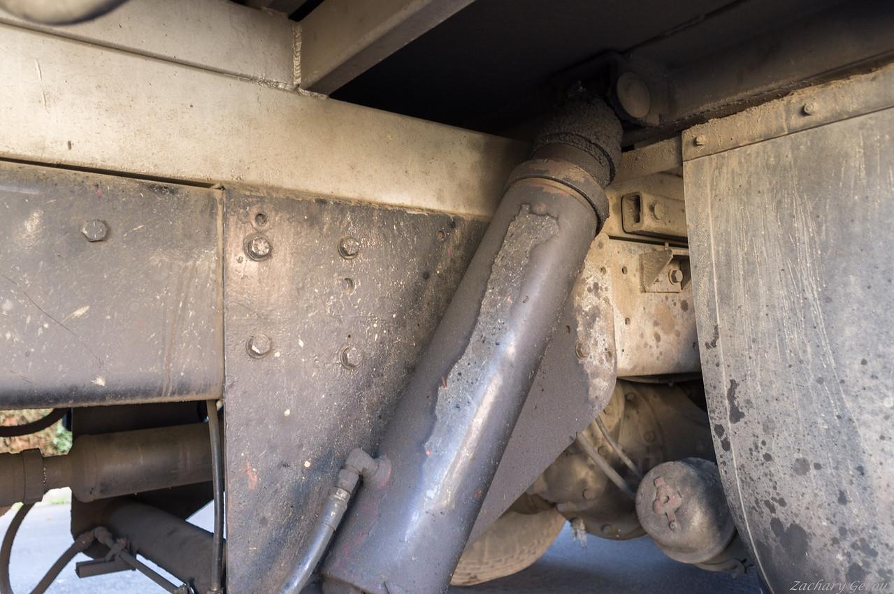 Detail of 3-Stage Hoist Cylinder