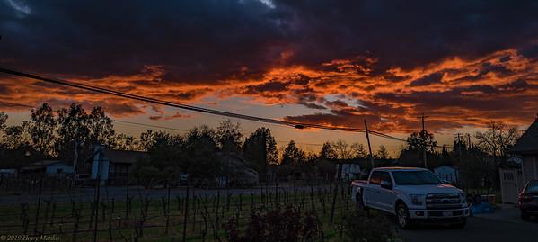 Farmer's sky
