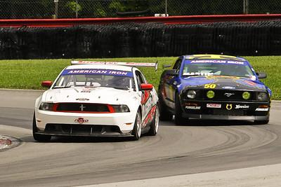 AI #88 Mustang @ NASA Championships, September 2011