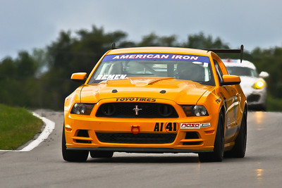 AI #41 Mustang @ Mid-Ohio, August 2012