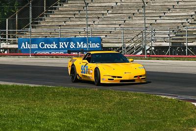 ST2 #557 Corvette @ Mid-Ohio, August 2011