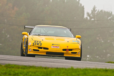 Super Touring #557 Corvette @ NASA Championships, September 2011