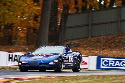 PTA/TTA #153 Corvette @ Road America, October 2012