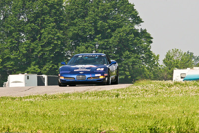 TTA #53 Corvette @ GingerMan, June 2011