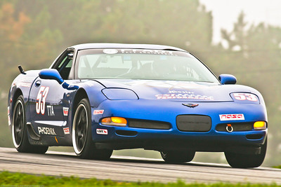 TTA #53 Corvette @ NASA Championships, September 2011