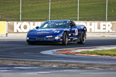 TTA #53 Corvette @ Road America, Oct 2011