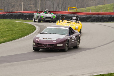 CMC2 #59 Firebird @ Mid-Ohio, April 2011