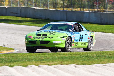 CMC2 #59 Firebird @ Road America, October 2011