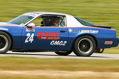 CMC2 #24 in Action @ GingerMan Raceway, 04-05 June 2011