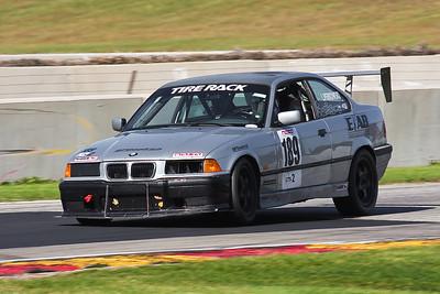 GTS2 #189 BMW @ Road America, October 2011